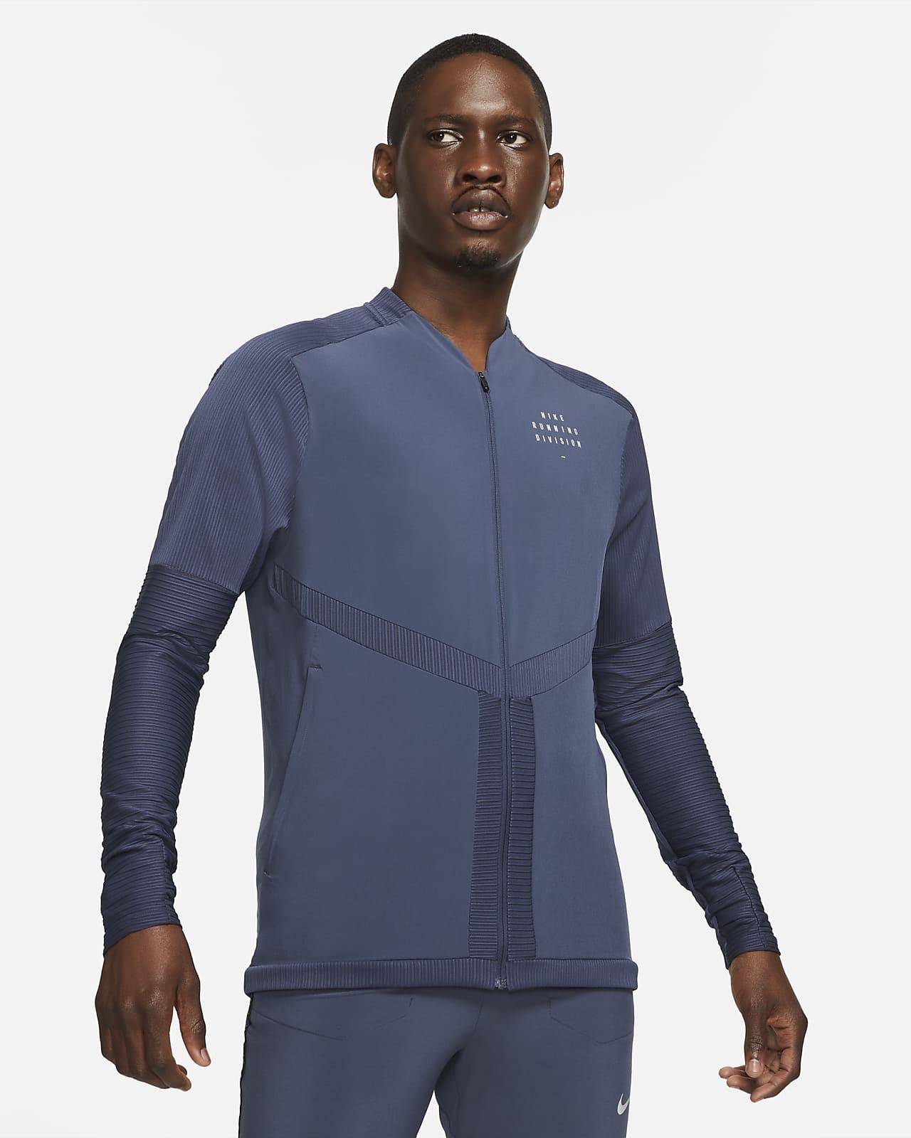 Nike Dri-FIT Run Division Men's Full-Zip Running Top