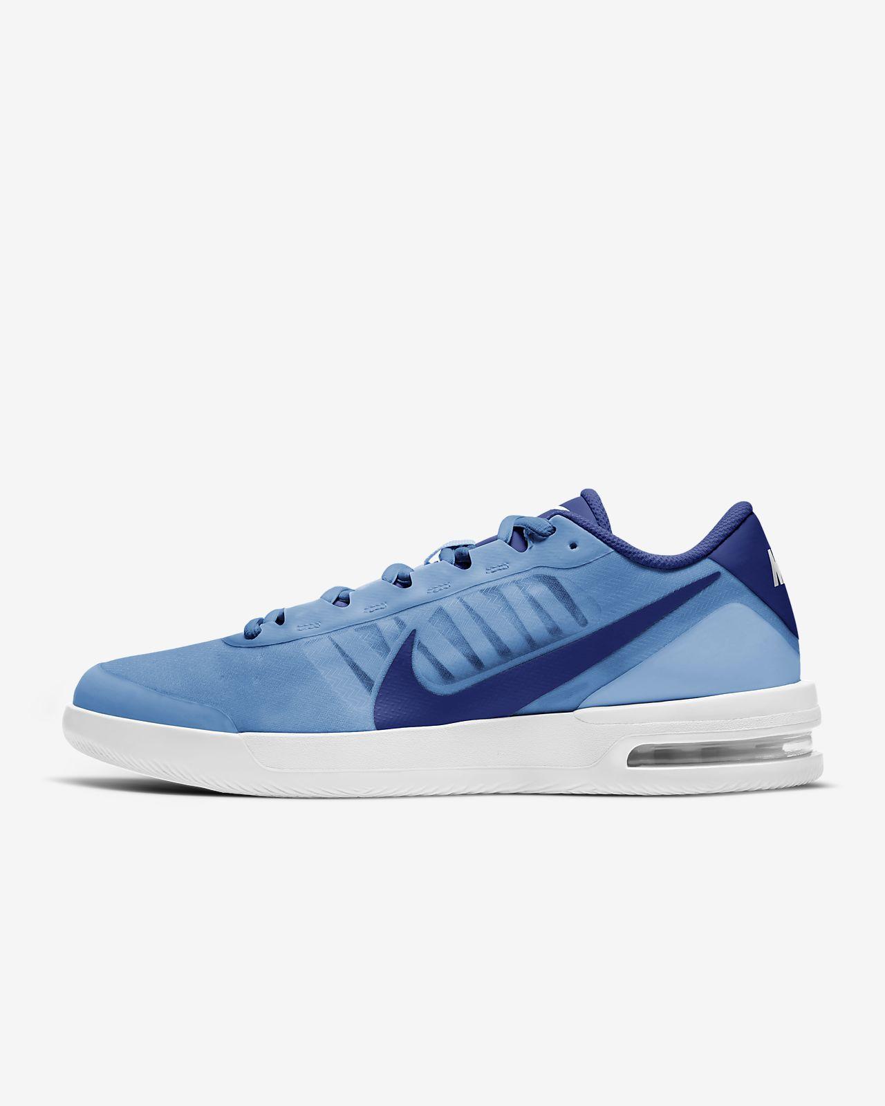 Tennissko för många typer av underlag NikeCourt Air Max Vapor Wing MS för män