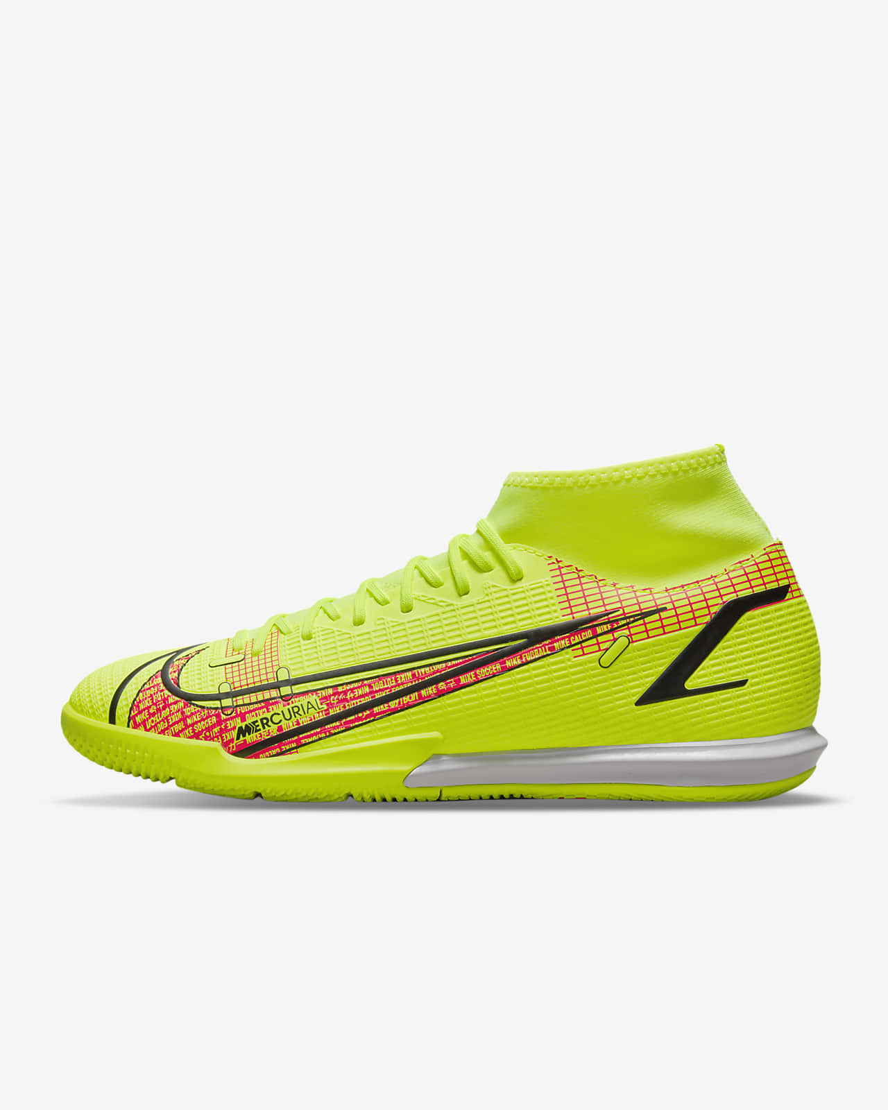 Nike Mercurial Superfly 8 Academy IC Indoor/Court Football Shoes
