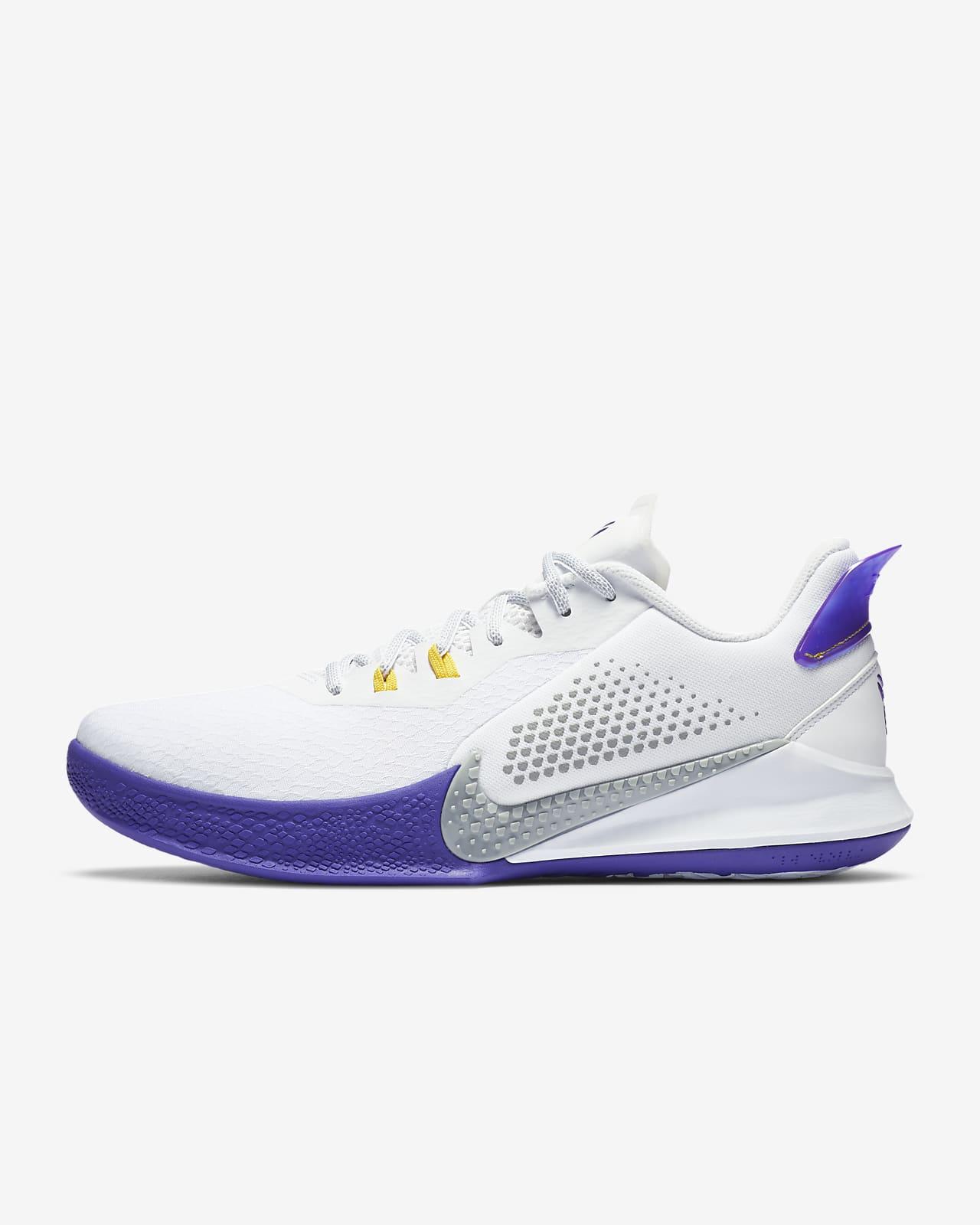 Παπούτσι μπάσκετ Mamba Fury