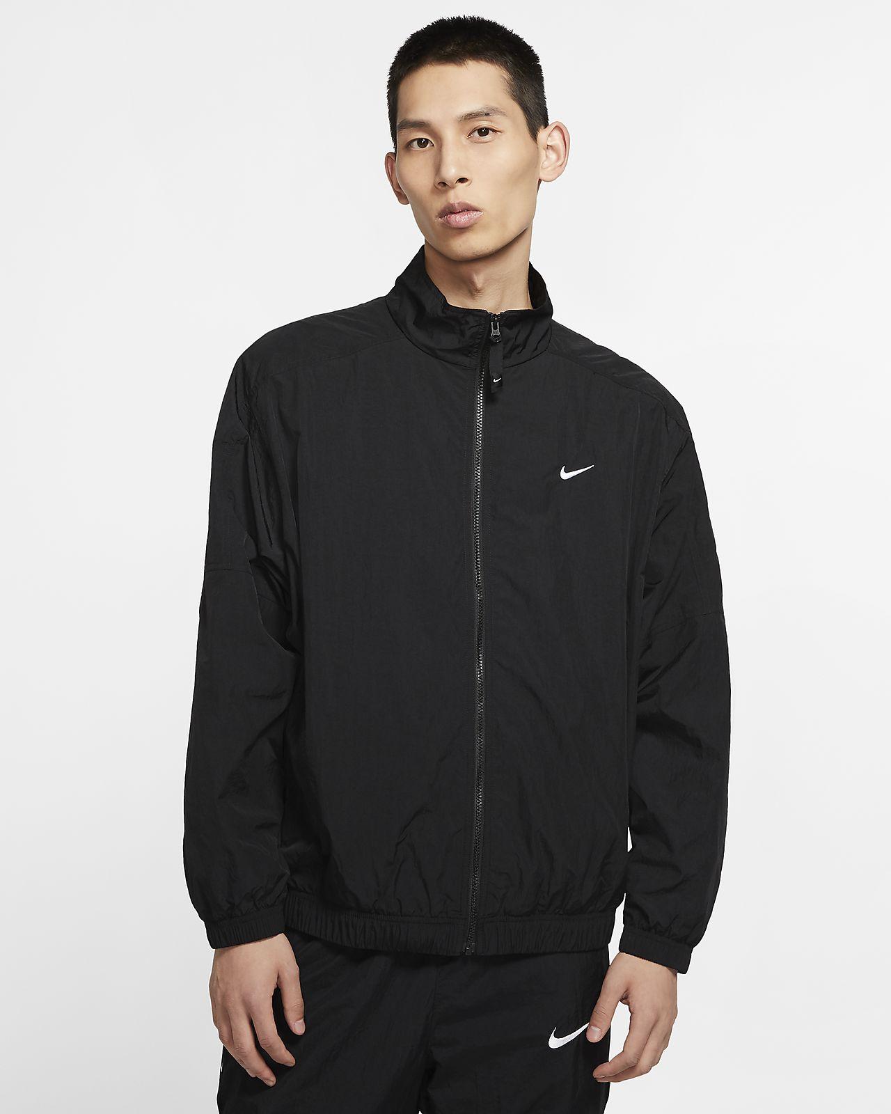 Nike Męska Bluza Dresowa Nikelab Fiolet