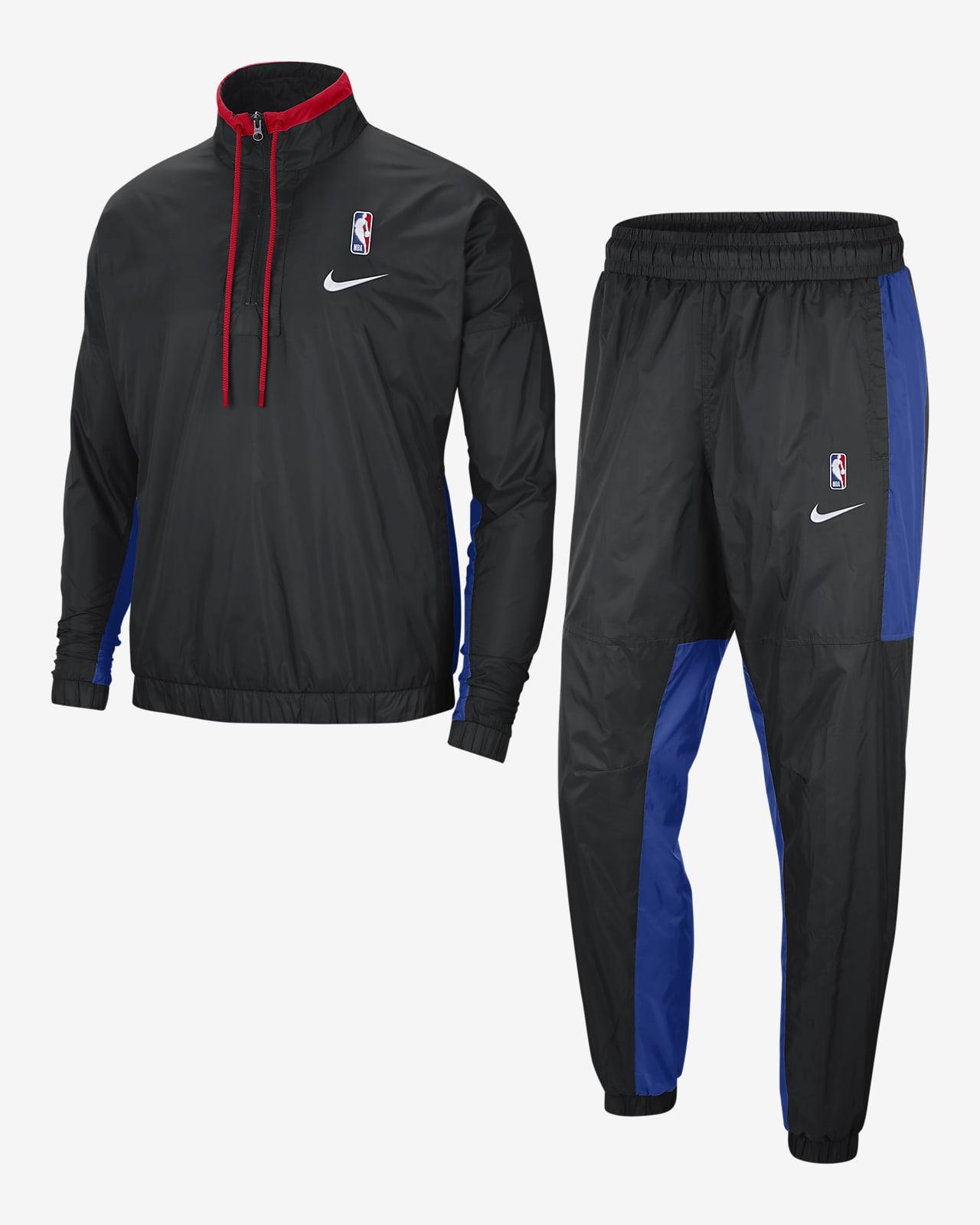 Team 31 Courtside Nike NBA-Trainingsanzug für Herren
