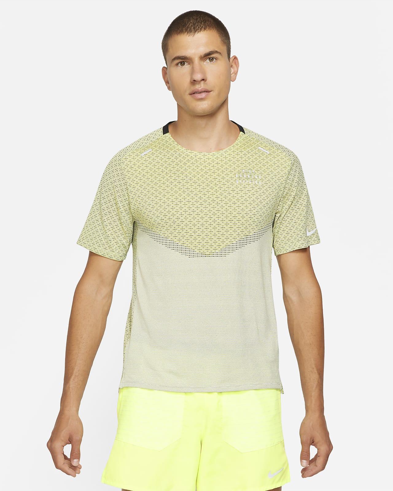 Мужская футболка с коротким рукавом Nike Dri-FIT ADV Run Division Techknit