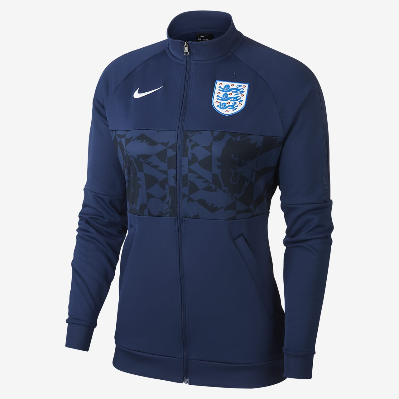 England Women's Football Jacket