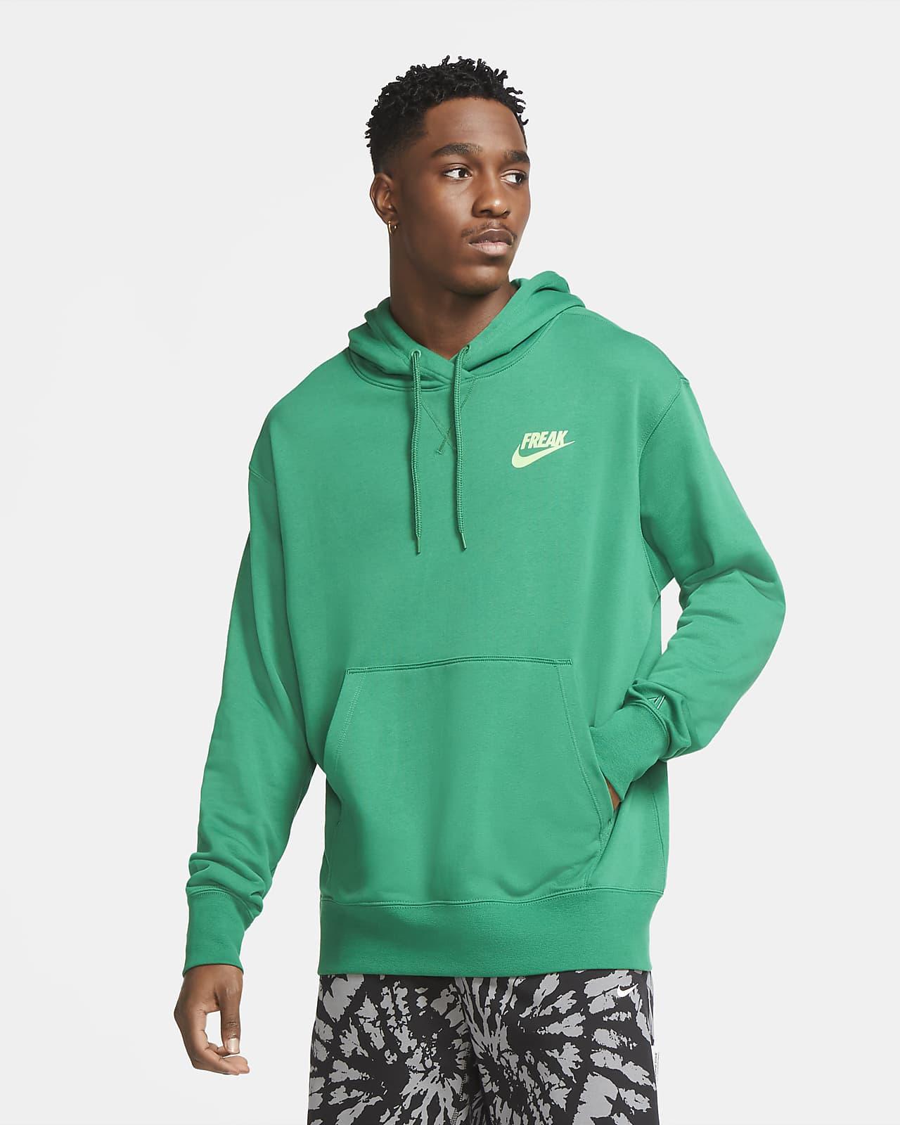 Hoodie pullover Nike Giannis Naija para homem