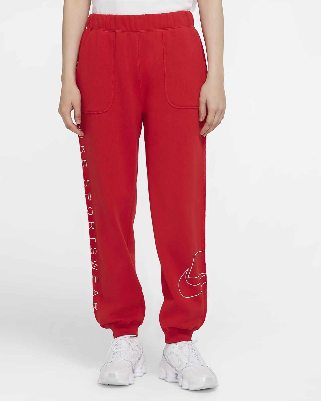 Pantalon en tissu Fleece Nike Sportswear NSW pour Femme