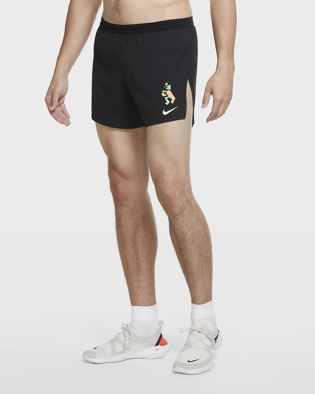 Nike AeroSwift Berlin Men's 10cm (approx.) Running Shorts