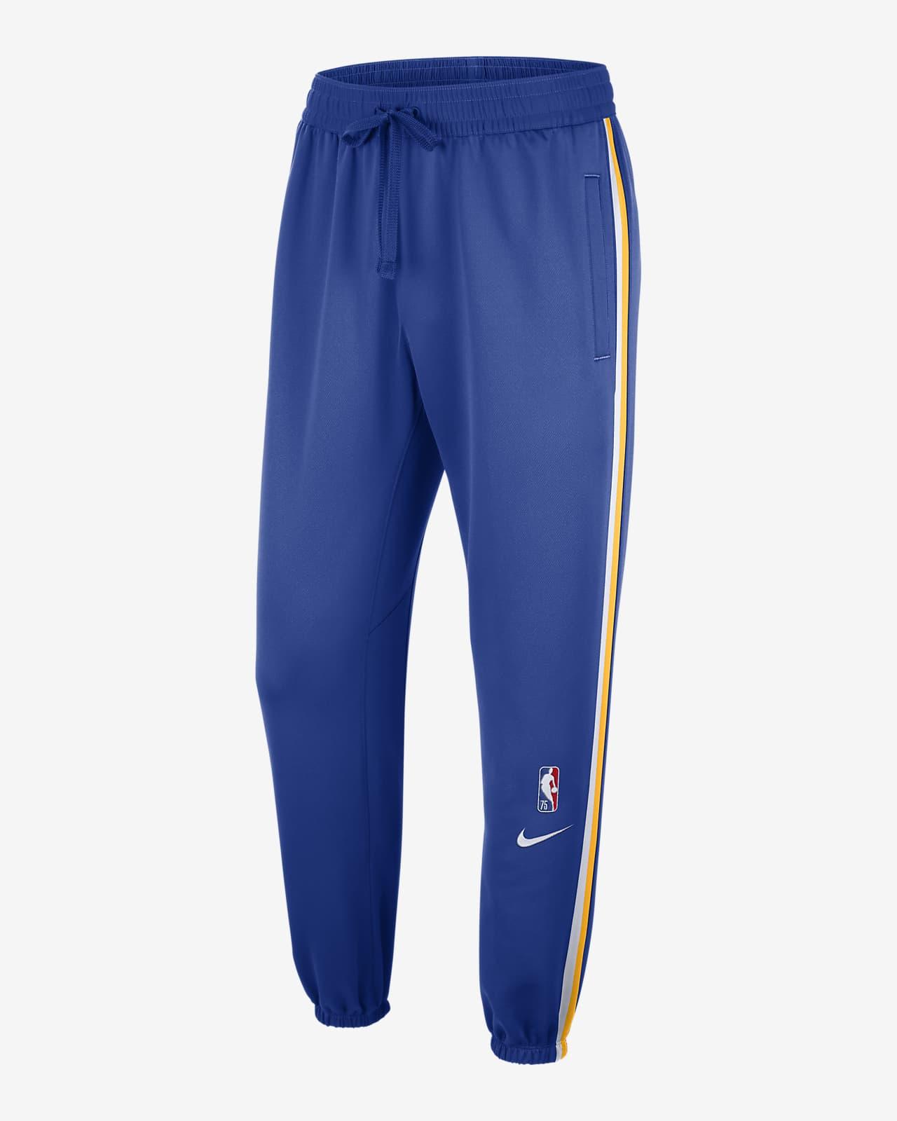 Golden State Warriors Showtime Men's Nike Dri-FIT NBA Trousers