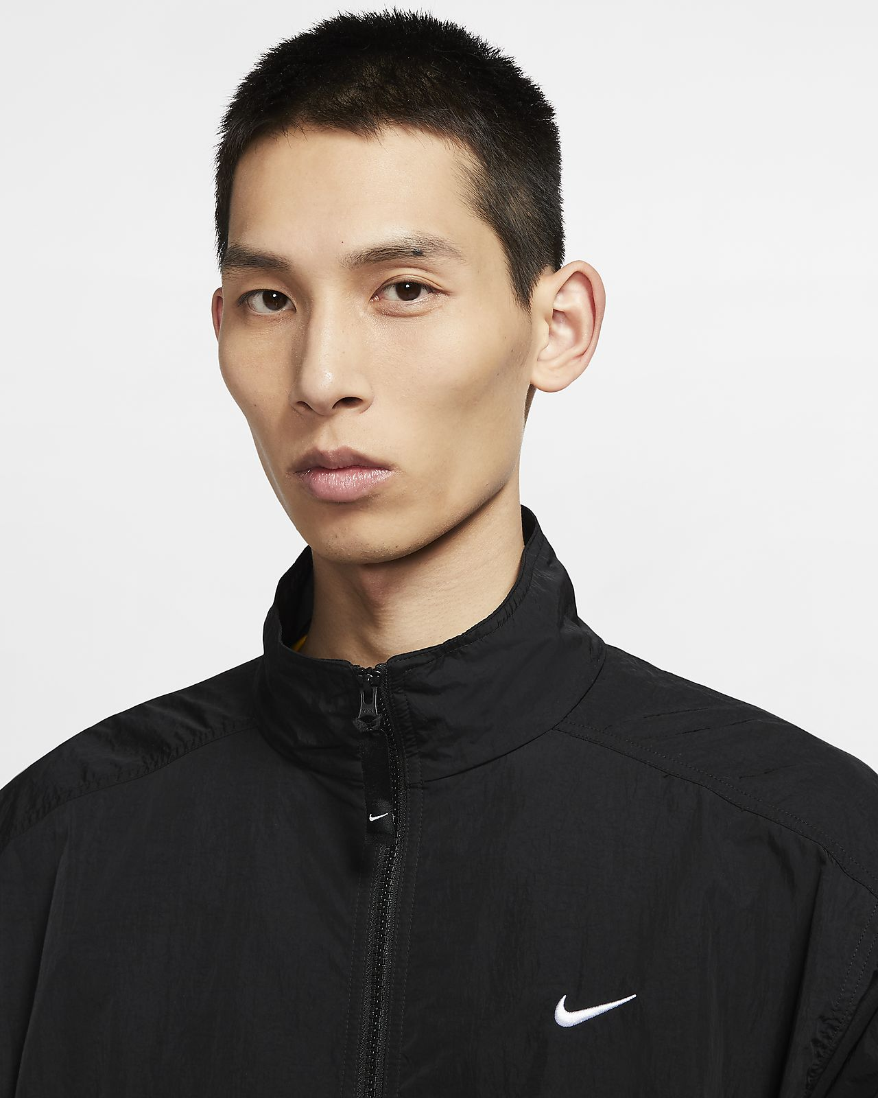 Track hoodie con zip a metà lunghezza nike air max ragazzo