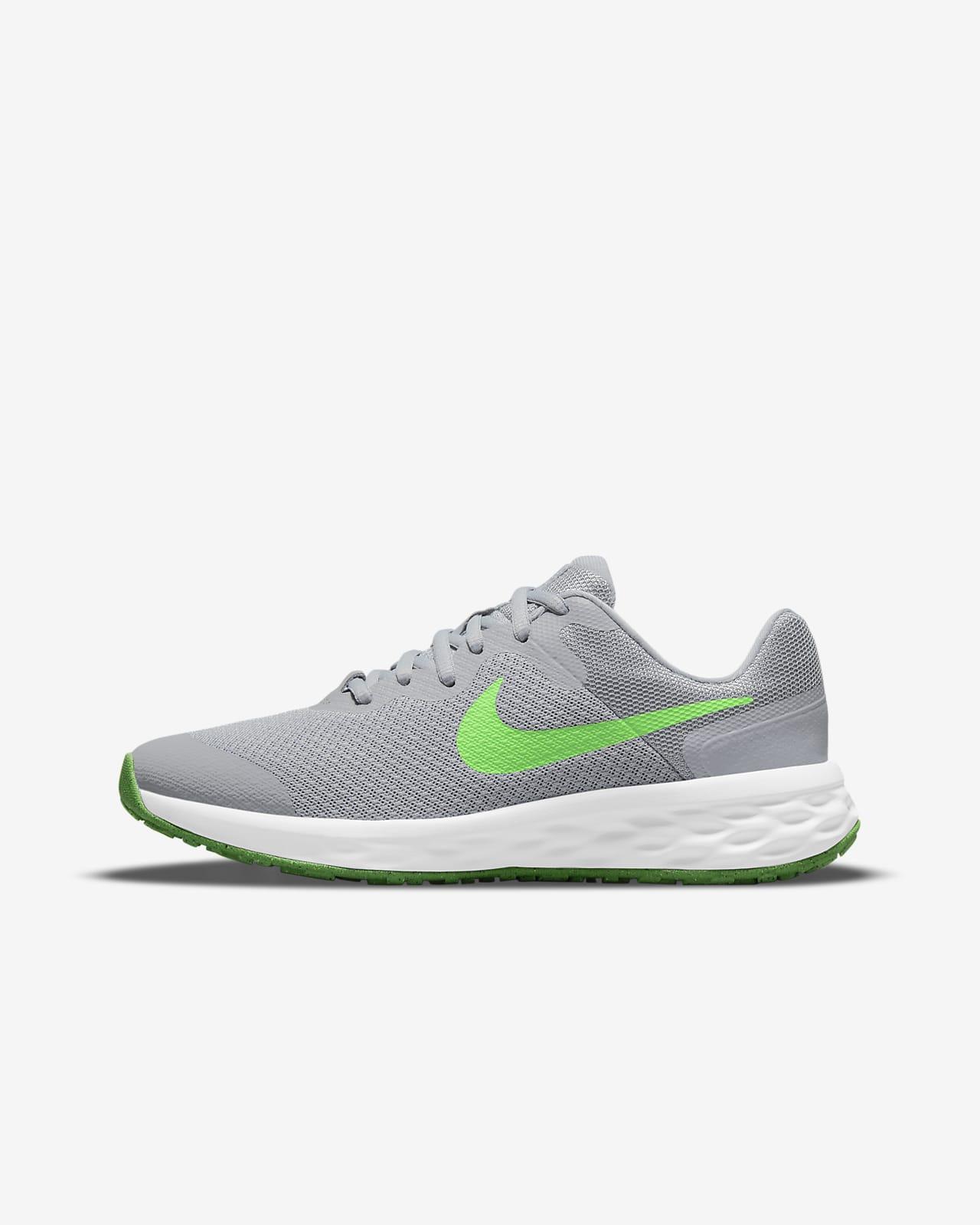 Calzado de running para carretera para niños talla grande Nike Revolution 6