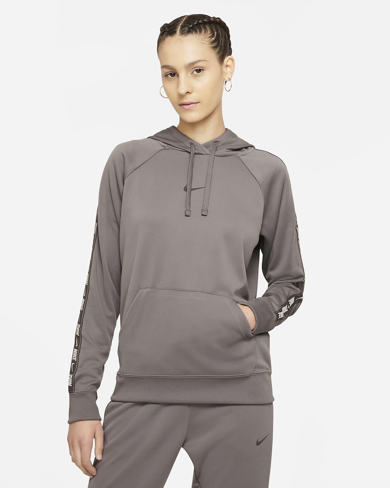 Nike Sportswear-pulloverhættetrøje til kvinder