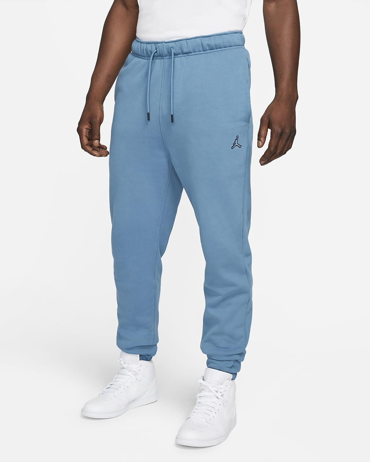 Calças de lã cardada Jordan Essentials para homem
