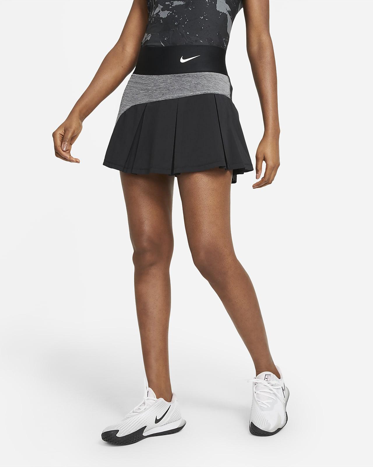 Jupe de tennis NikeCourt Advantage pour Femme
