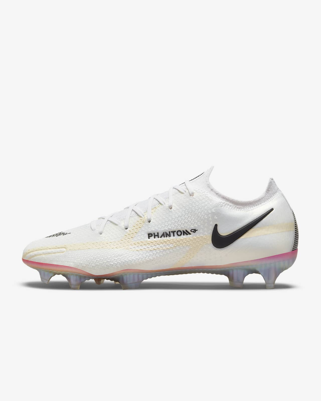 Calzado de fútbol para terreno firme Nike Phantom GT2 Elite FG