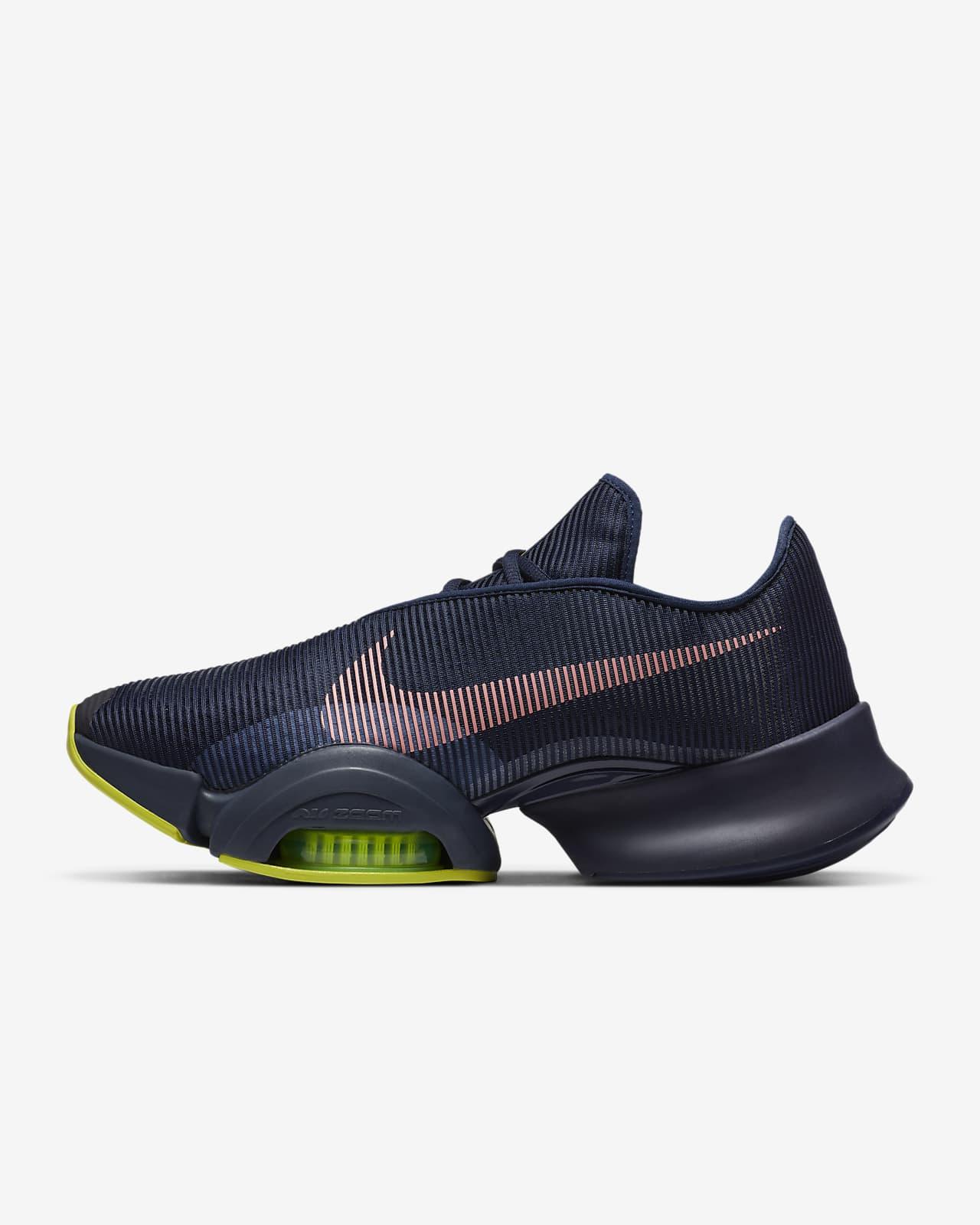 รองเท้าผู้ชายสำหรับคลาส HIIT Nike Air Zoom SuperRep 2