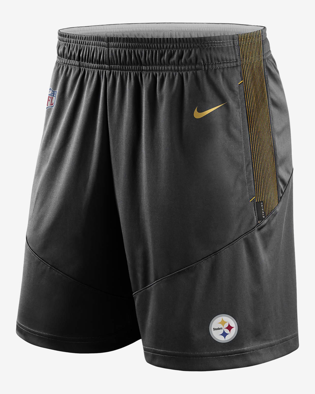 Nike Dri-FIT Sideline (NFL Pittsburgh Steelers) Men's Shorts