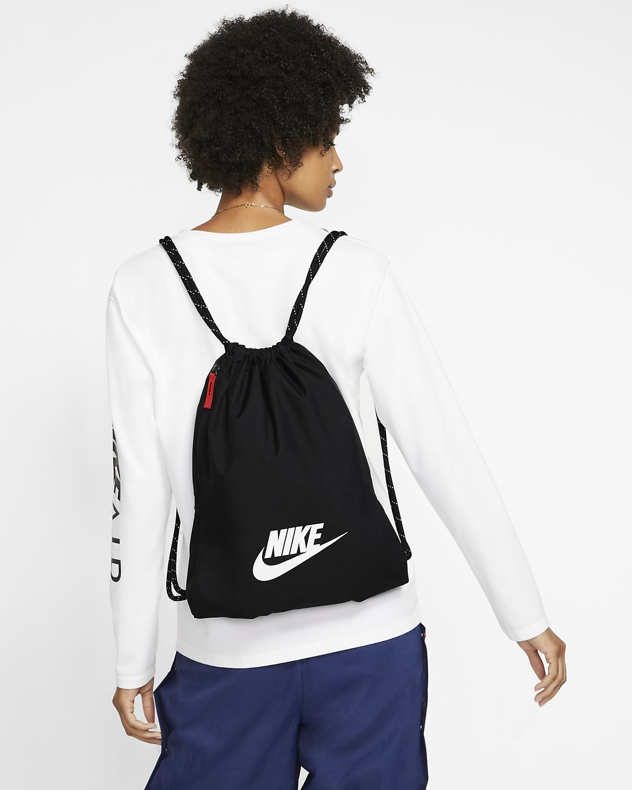 Saco de ginásio Nike Heritage 2.0