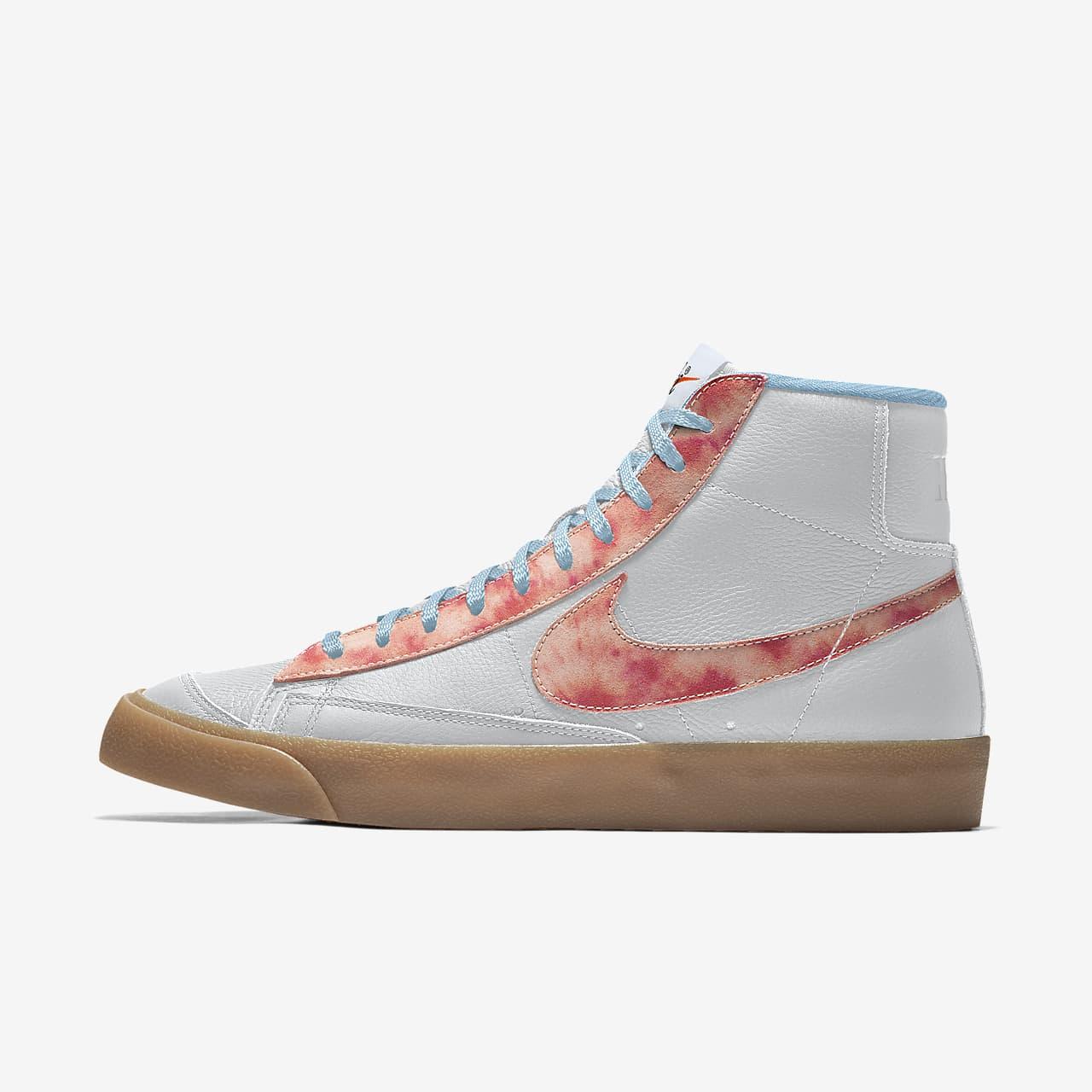 Nike Blazer Mid '77 By You Custom damesschoen