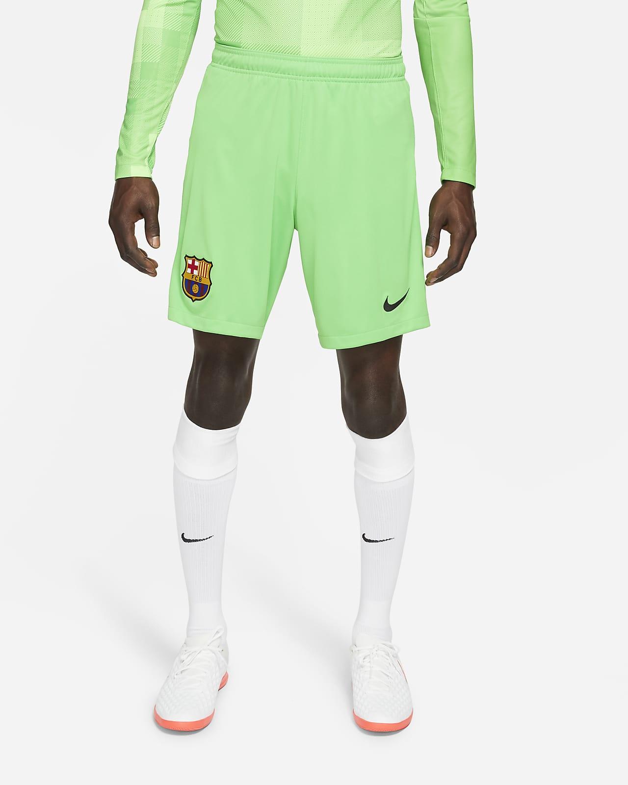 Short de football FC Barcelona 2021/22 Stadium Gardien de but pour Homme