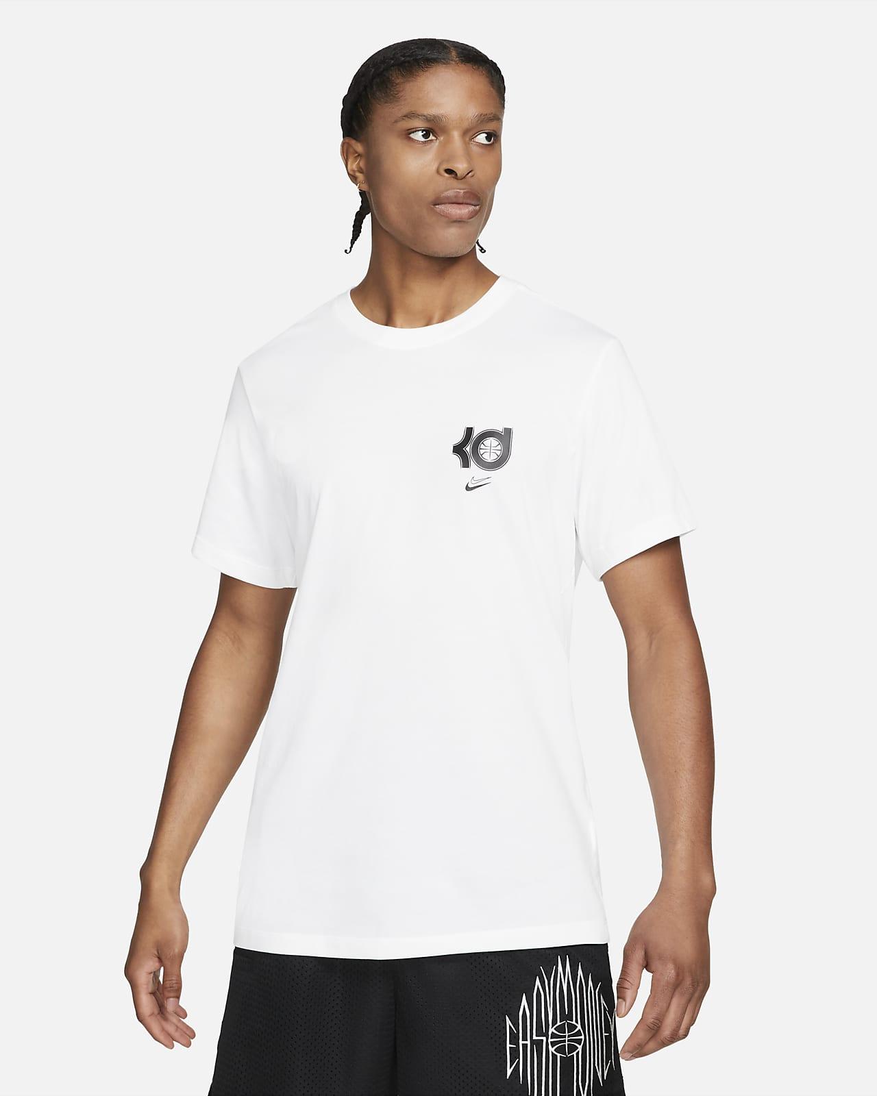 Playera de básquetbol para hombre Nike Dri-FIT KD Logo