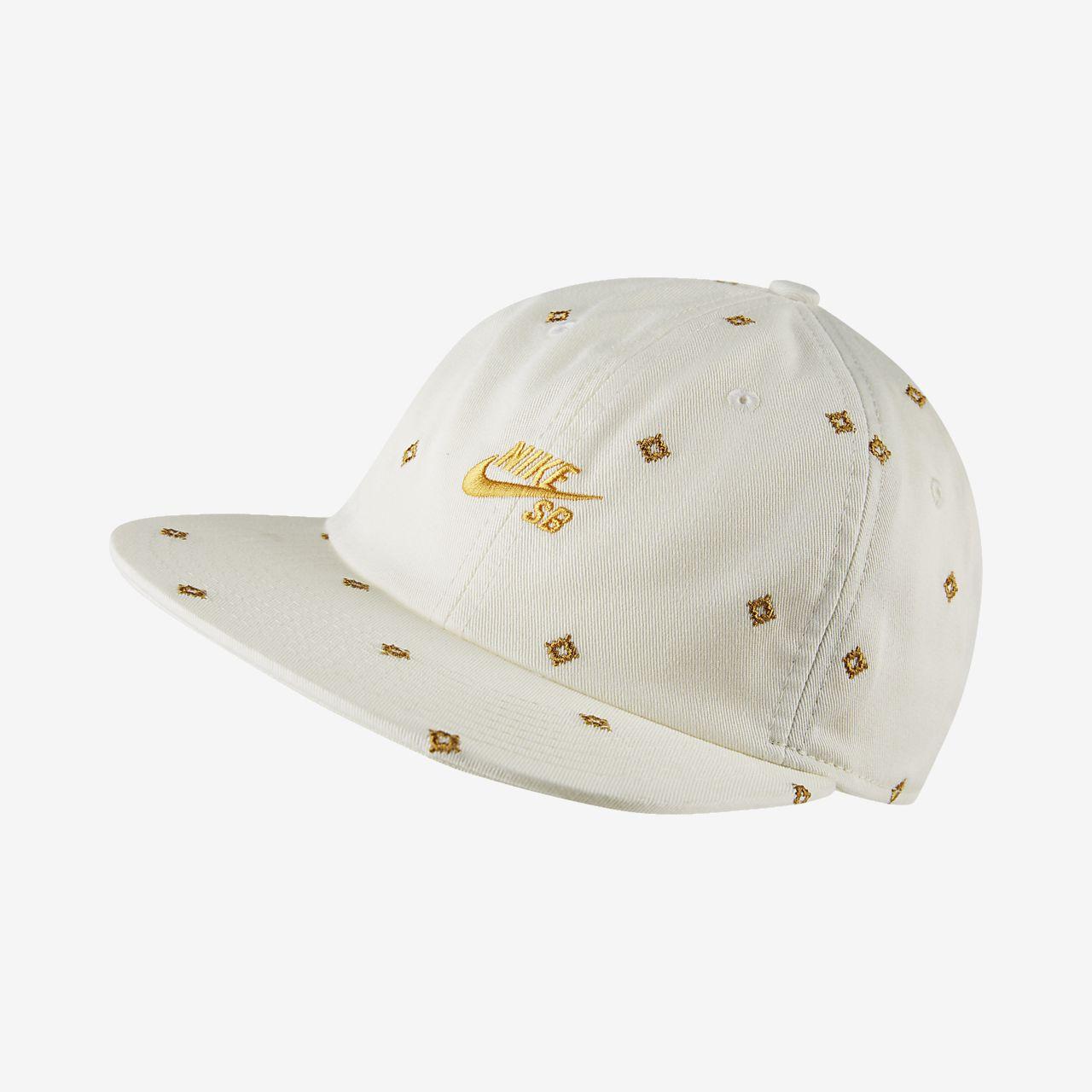 Nike SB 印花滑板帽
