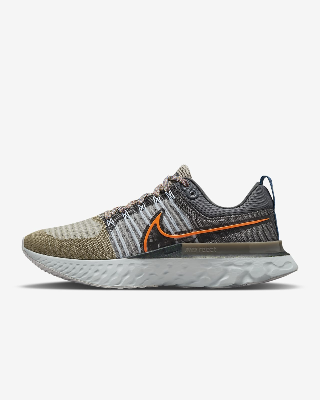 Chaussure de running sur route Nike React Infinity Run Flyknit2 pour Homme