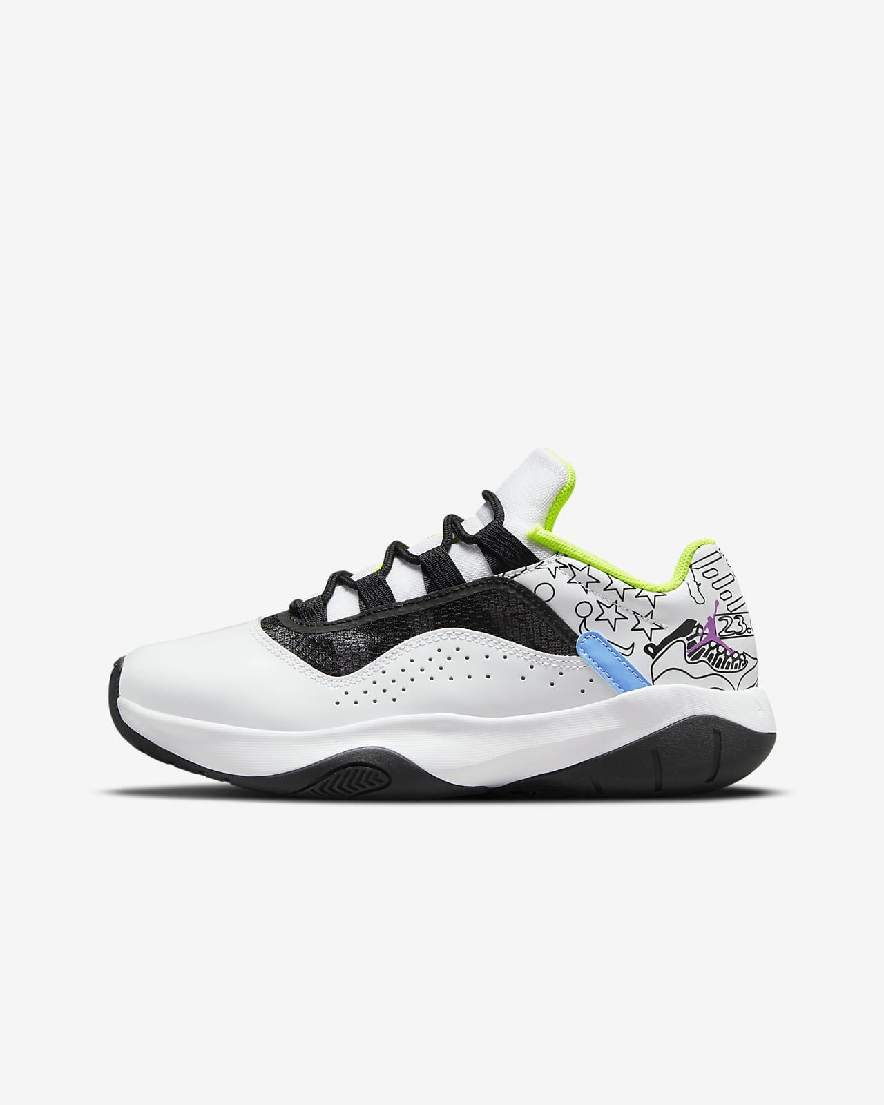 Air Jordan 11 CMFT Low SE (GS) 大童运动童鞋