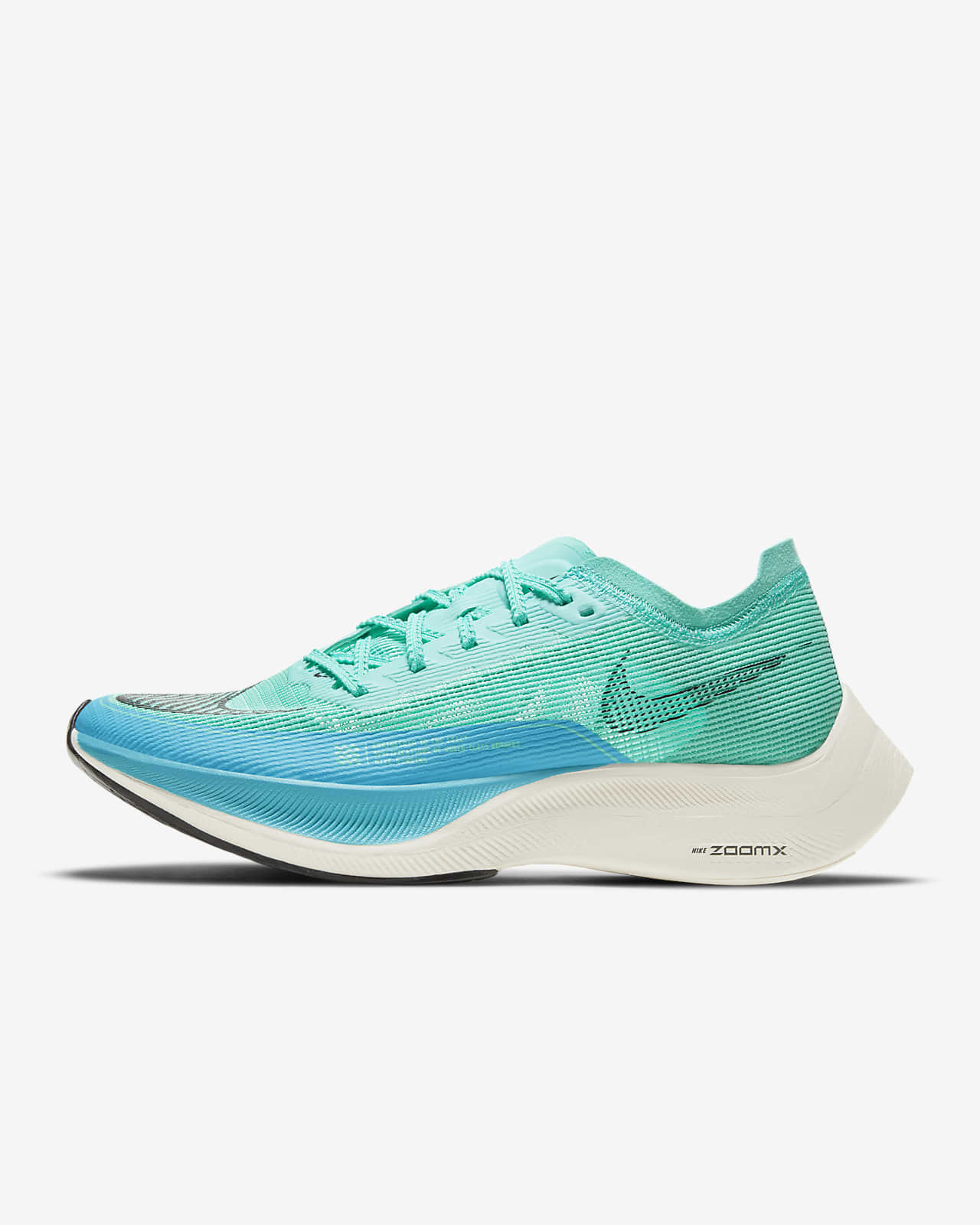 Tävlingsskor för hårt underlag Nike ZoomX Vaporfly Next% 2 för kvinnor