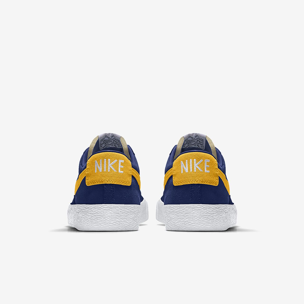 Chaussure personnalisable Nike Blazer Low By You pour Homme