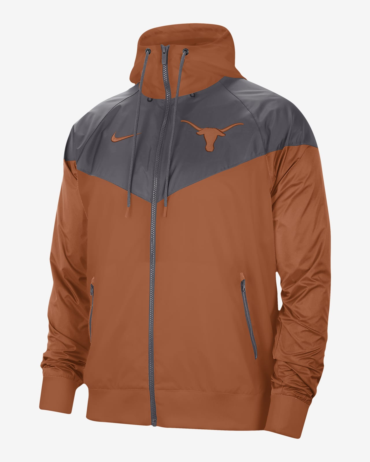 Windrunner para hombre Nike College (Texas)