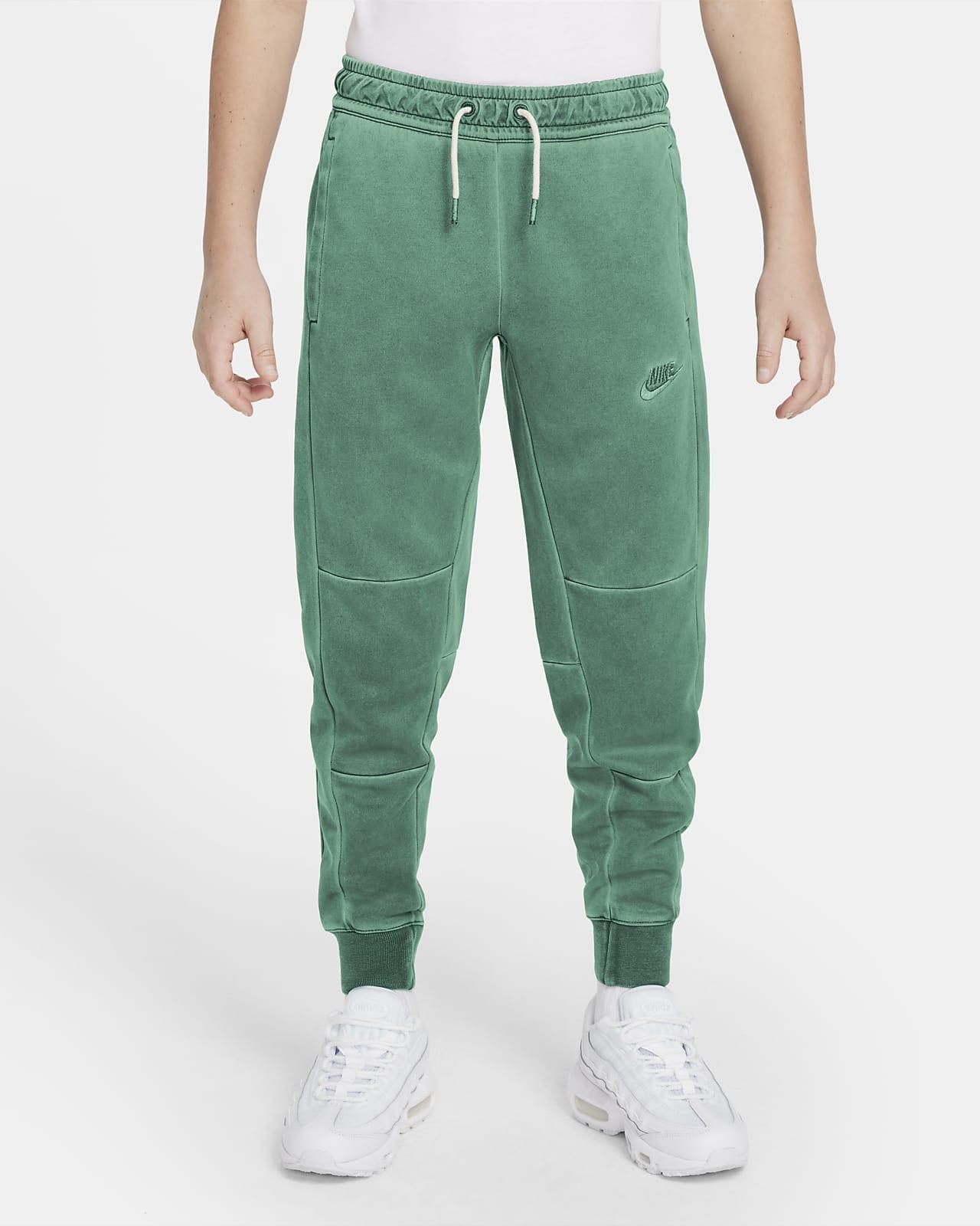 Nike Sportswear 大童针织长裤