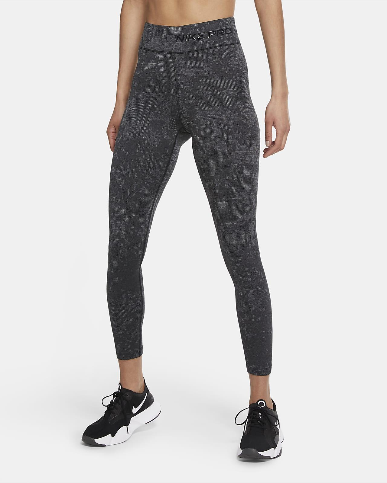 Nike Pro HyperWarm-termotights til kvinder