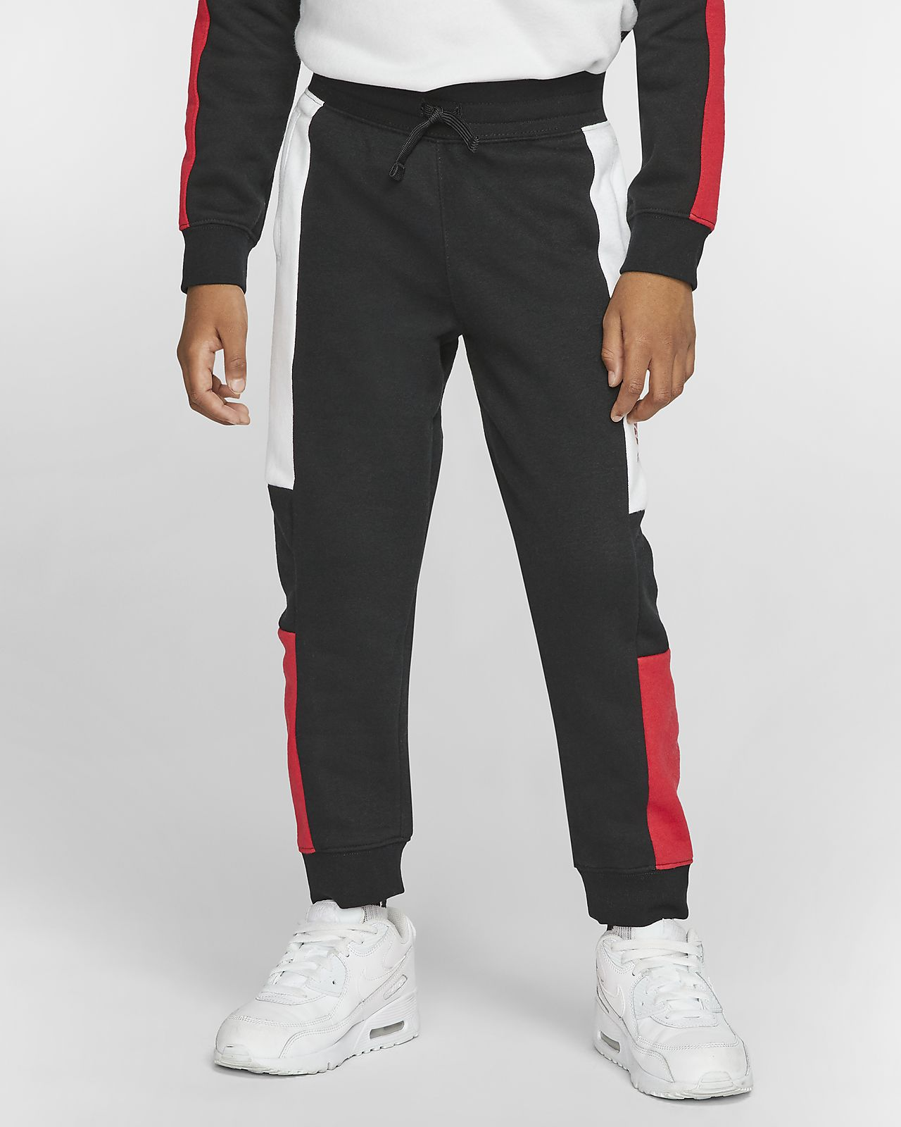 Nike Air Younger Kids' Cuffed Trousers