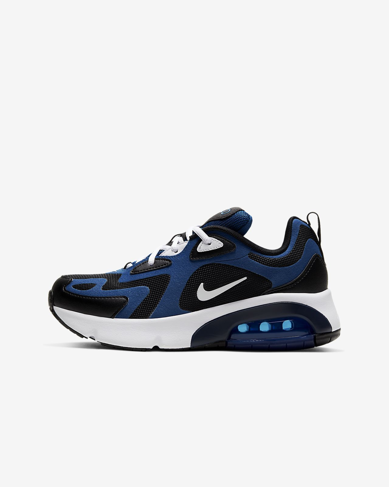 Nike Air Max 200 Big Kids' Shoe