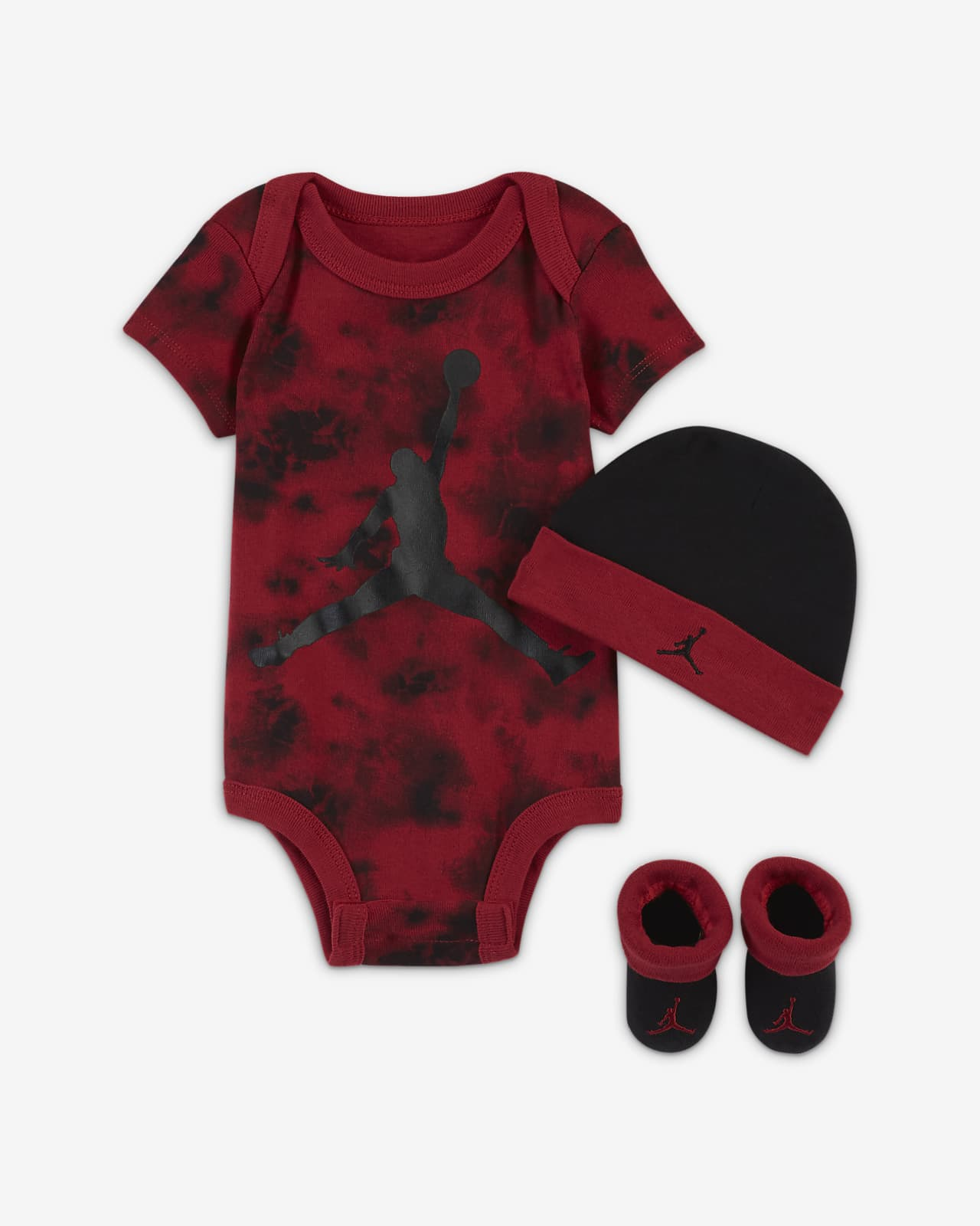 Conjunto de 3 piezas Jordan para bebé
