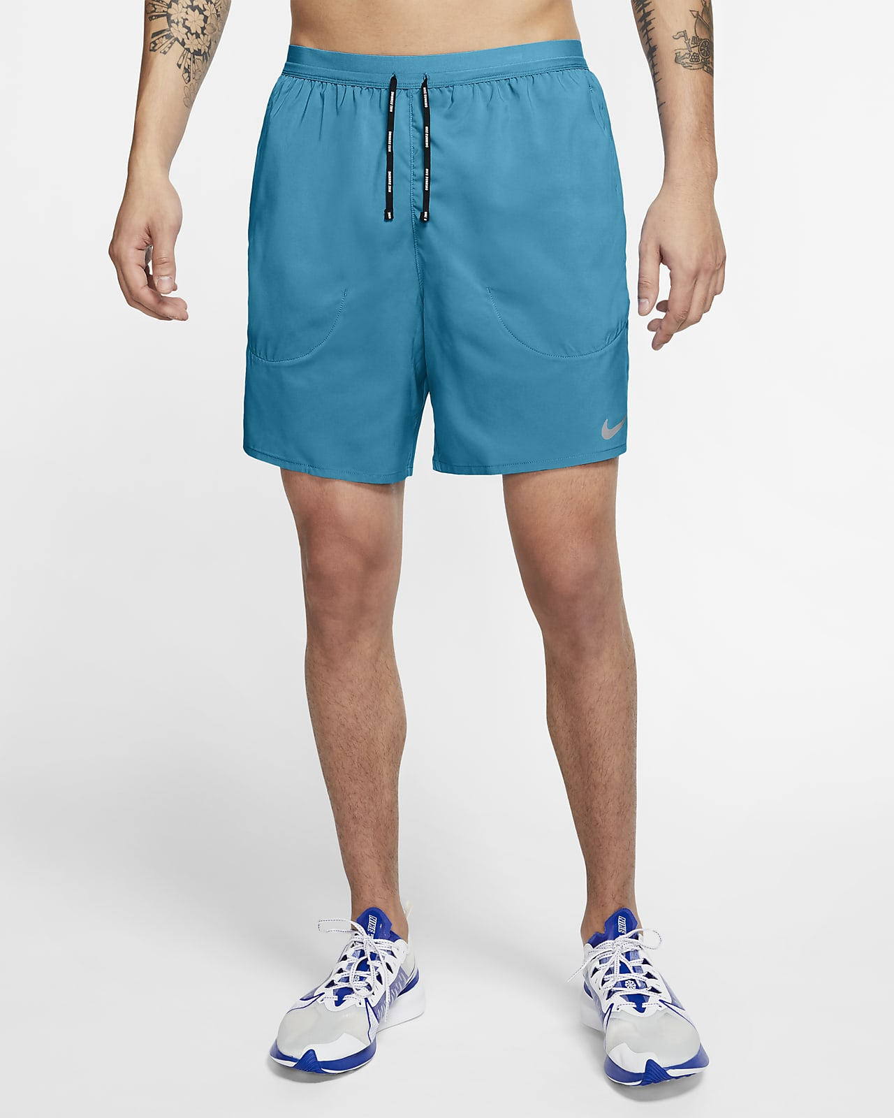 Nike Flex Stride 18 cm Slip Erkek Koşu Şortu