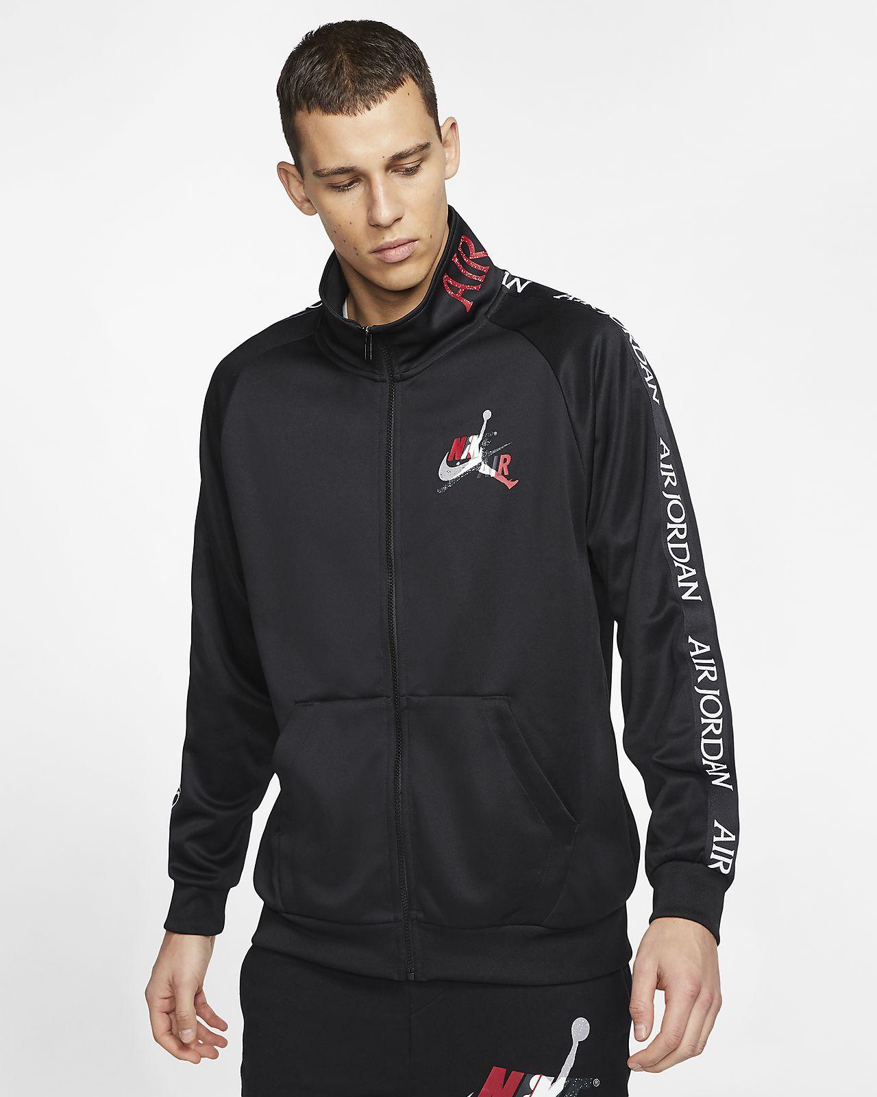 Nike Air Jordan Wings Classic Crewneck Black