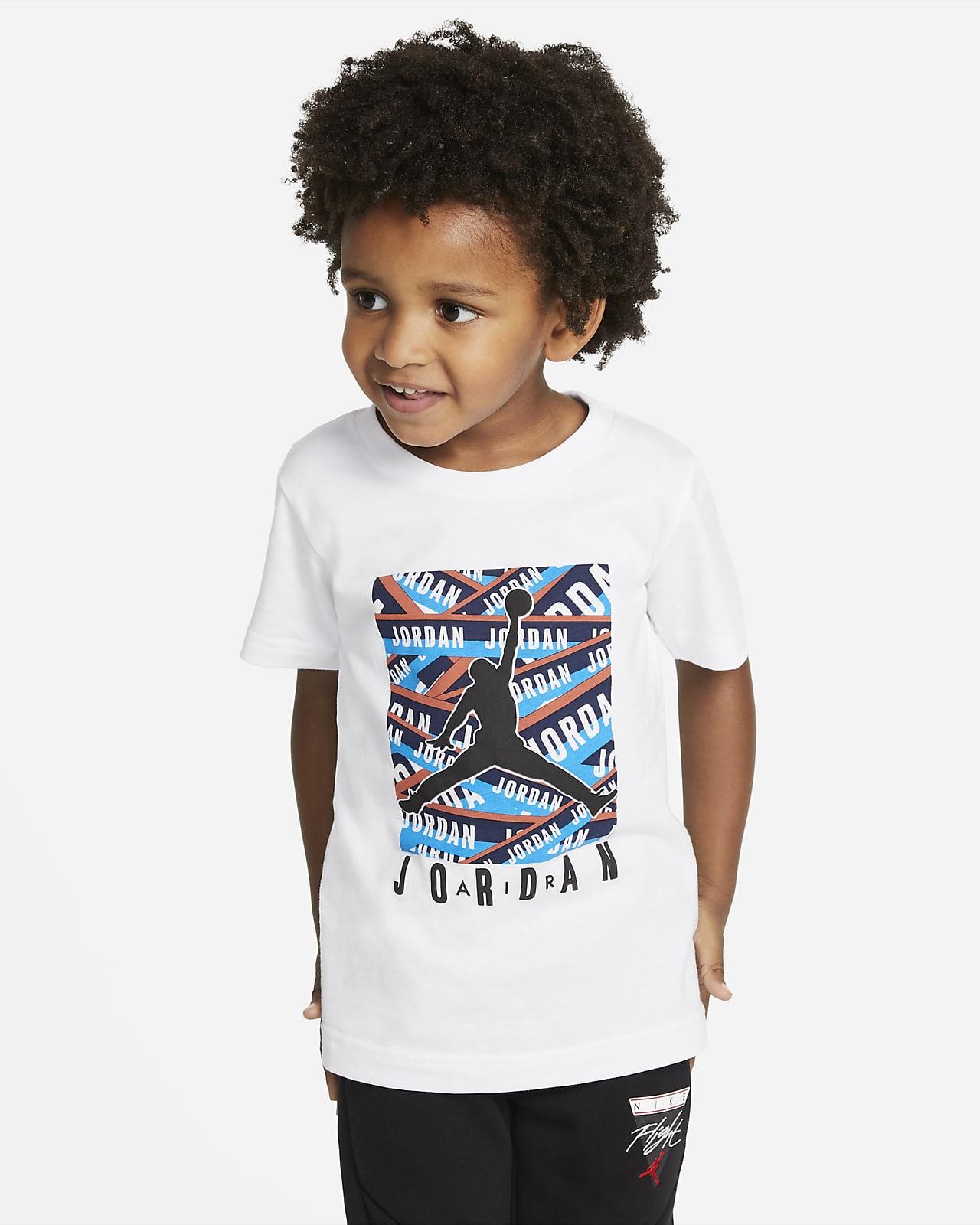 T-shirt Jordan para bebé