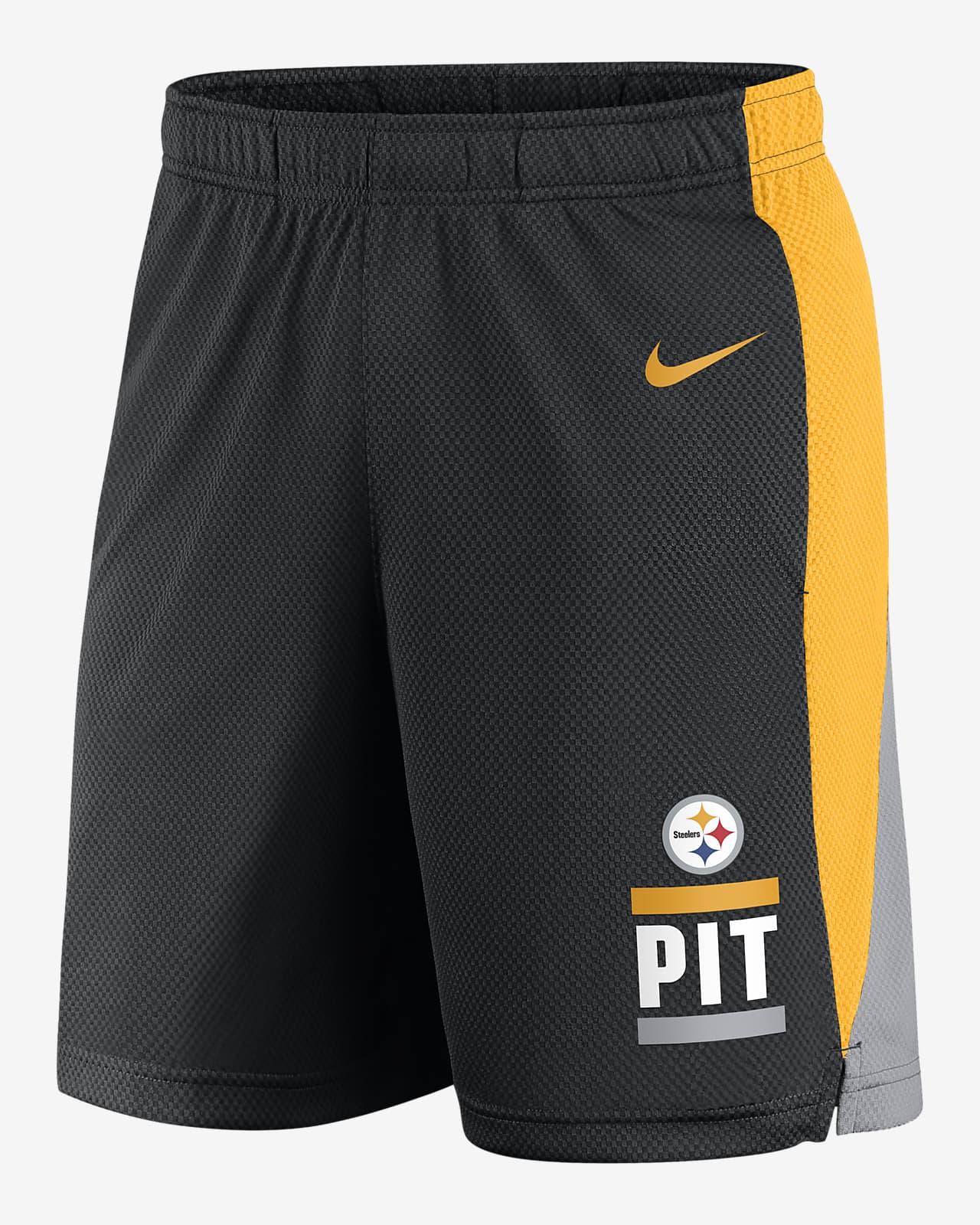 Nike Dri-FIT Broadcast (NFL Pittsburgh Steelers) Men's Shorts