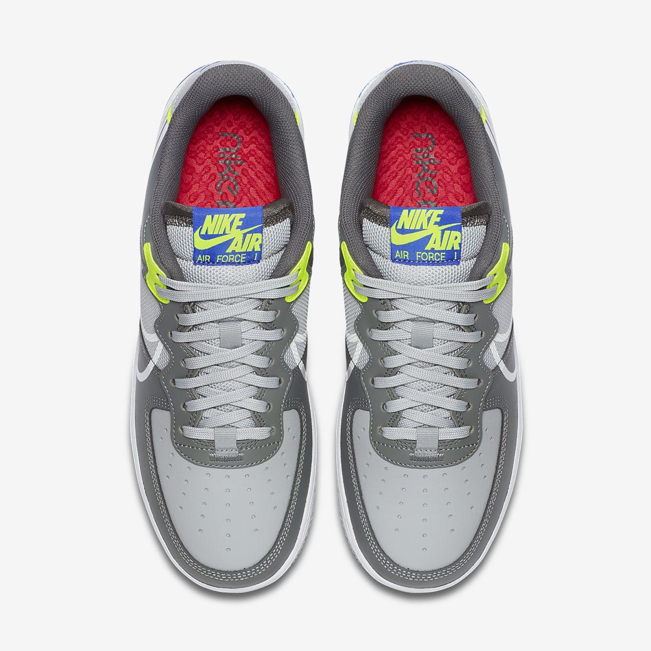Nike – Air Force 1 React – Vita sneakers