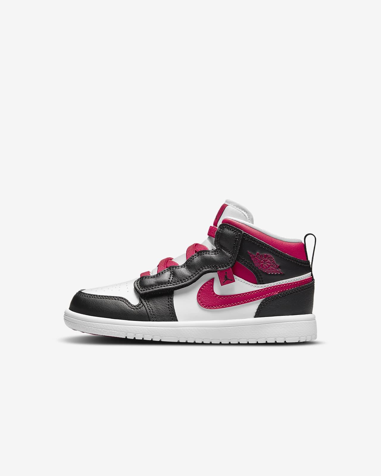 Jordan 1 Mid Younger Kids' Shoes