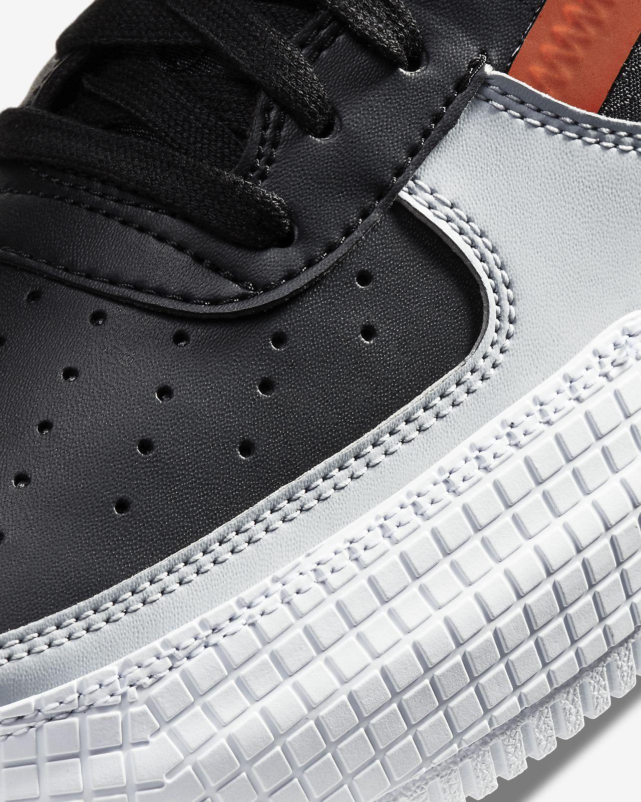 buty nike białe przerobione ręcznie