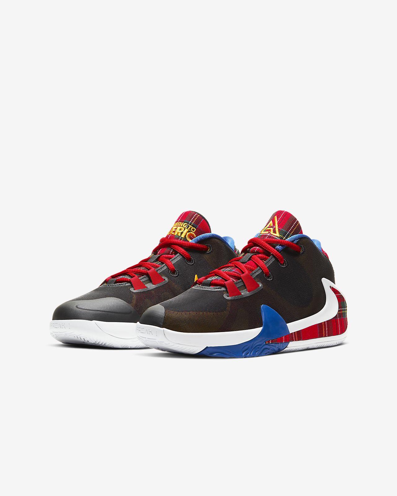 Nike Zoom GP Herren Basketballschuhe Lifestyle Gary Payton