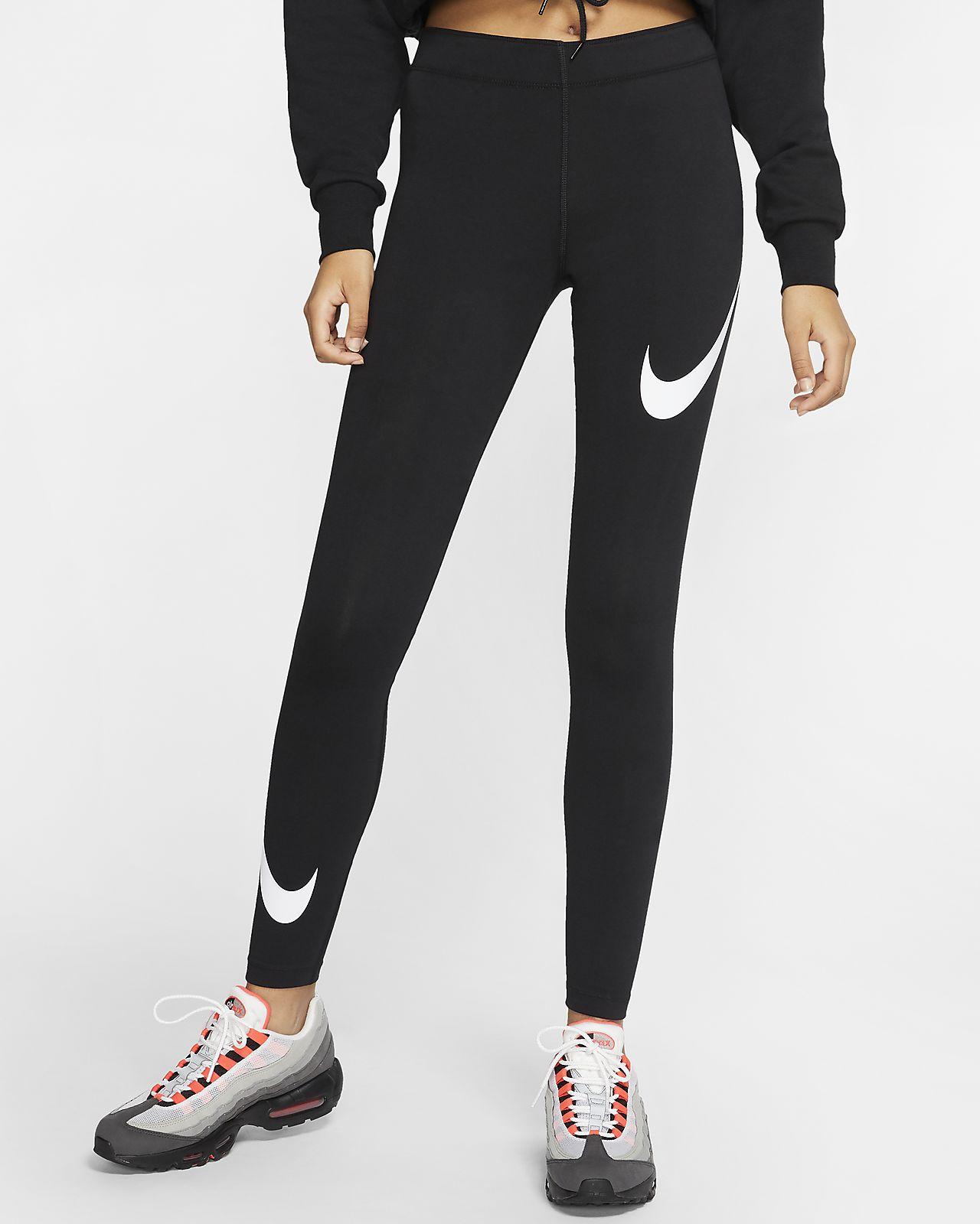Nike Sportswear Leg-A-See Swoosh 女子紧身裤