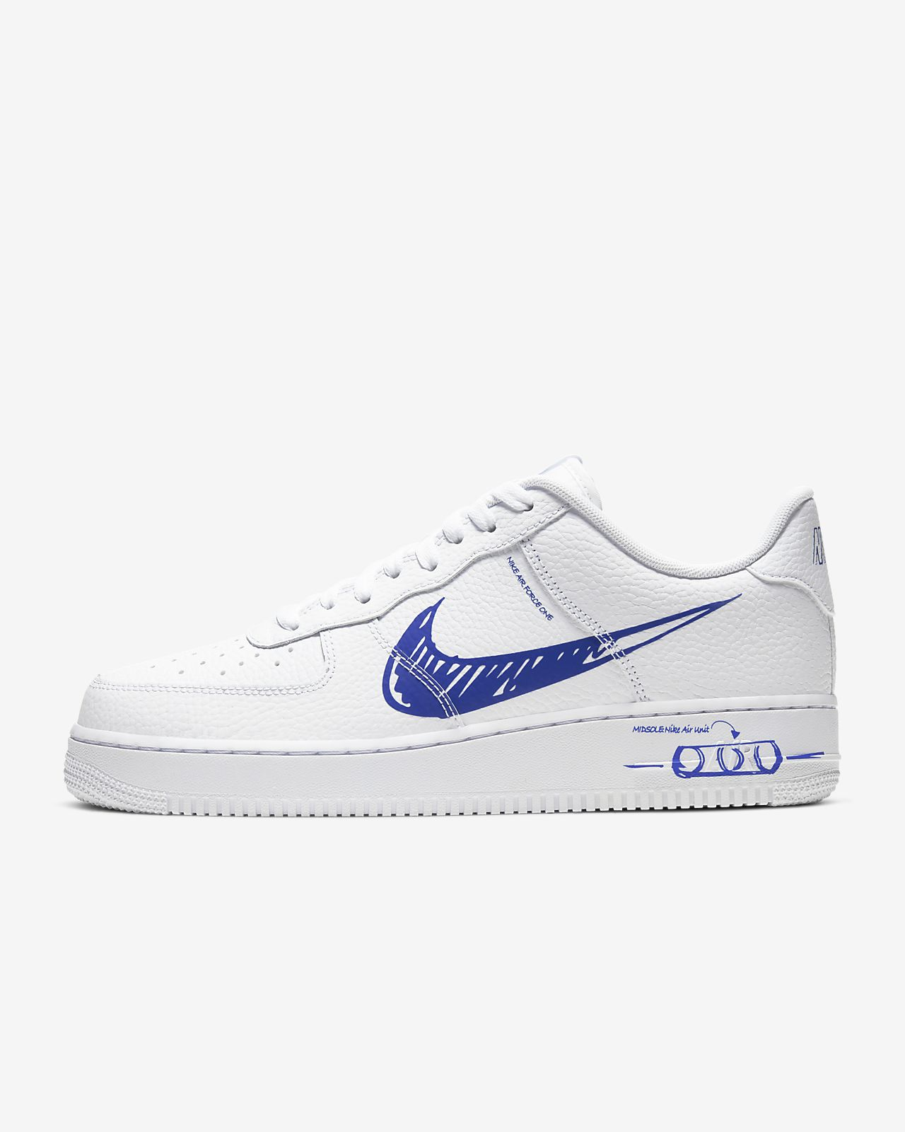 nike air force one homme original