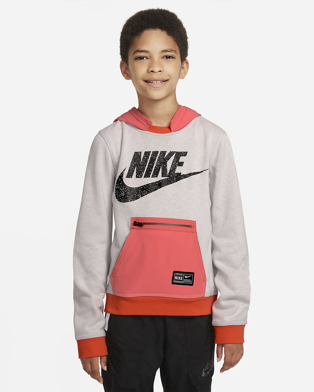 Nike Sportswear KP DNA 大童连帽衫