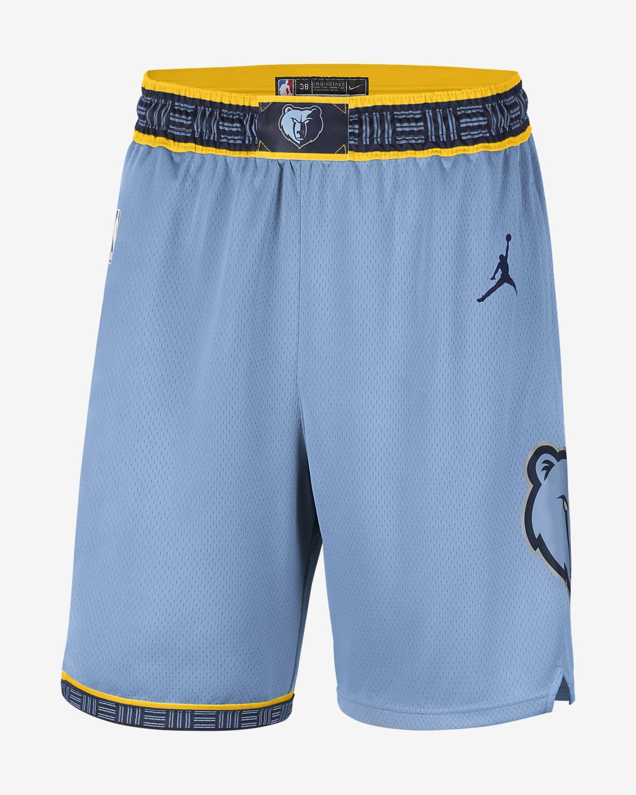 Grizzlies Statement Edition 2020 Men's Jordan NBA Swingman Shorts