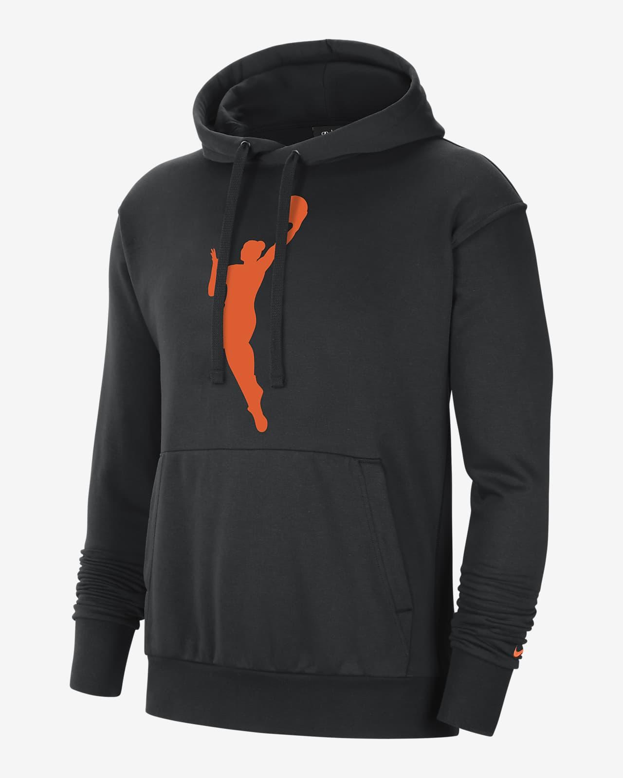 WNBA Essential Nike Fleece-Hoodie für Herren