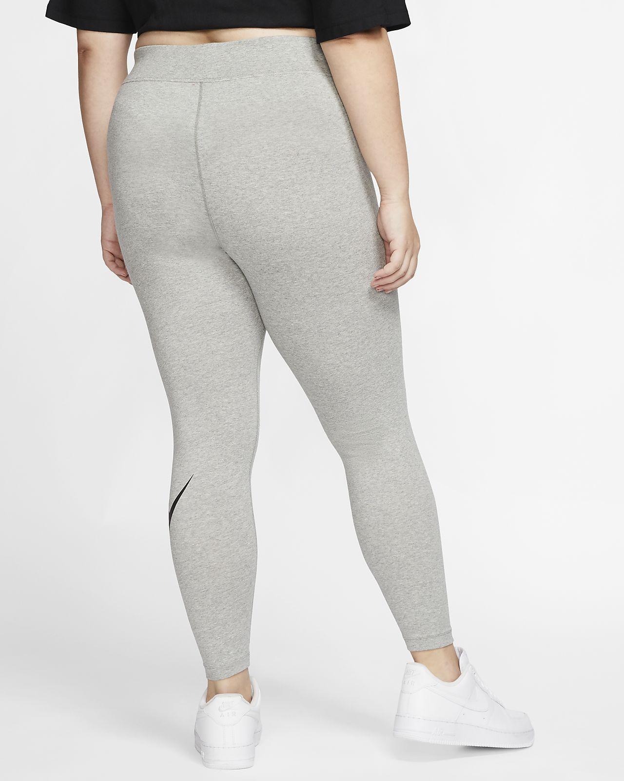 Legging taille haute Nike Sportswear Leg A See pour Femme (grande taille)