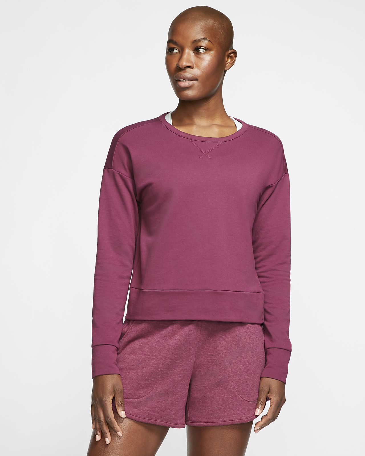 Nike Yoga Women's Long-Sleeve Top
